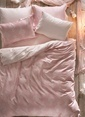 Hibboux Dream Lushes Çift K. Nevresim Tk Pembe